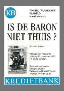 Is de baron niet thuis (1995)