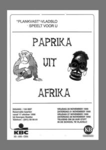 Paprika uit Afrika (1998)